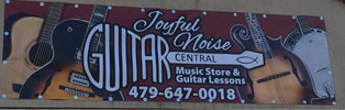 JOYFUL NOISE GUITAR CENTRAL